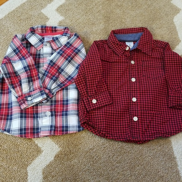 ebf6cb868614 Carter s Shirts   Tops